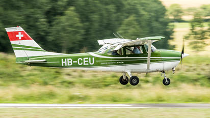 HB-CEU - Private Reims F172
