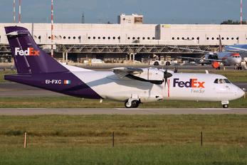 EI-FXC - FedEx Feeder ATR 42 (all models)