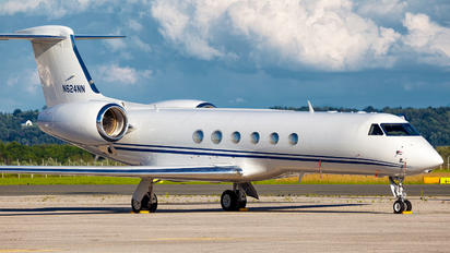 N624NN - Private Gulfstream Aerospace G-V, G-V-SP, G500, G550
