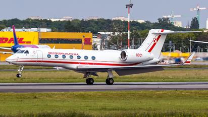 0001 - Poland - Air Force Gulfstream Aerospace G-V, G-V-SP, G500, G550