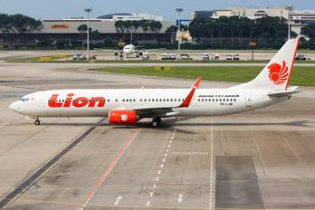 PK-LJM - Lion Airlines Boeing 737-900ER