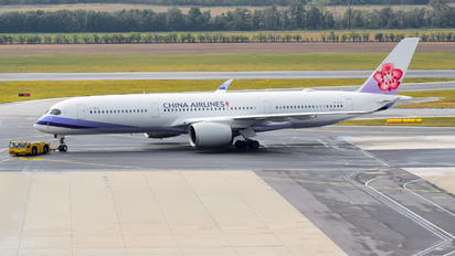 B-18910 - China Airlines Airbus A350-900