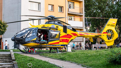 SP-HXH - Polish Medical Air Rescue - Lotnicze Pogotowie Ratunkowe Eurocopter EC135 (all models)