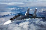 RF-34009 - Russia - Navy Sukhoi Su-30SM aircraft