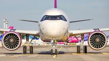 HA-LJA - Wizz Air Airbus A320 NEO aircraft