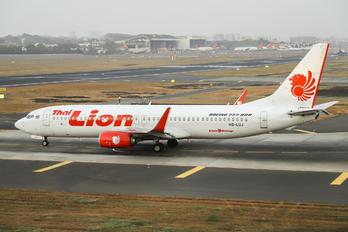 HS-LUJ - Thai Lion Air Boeing 737-800