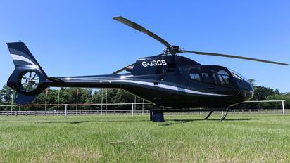 G-JSCB - Private Eurocopter EC120B Colibri