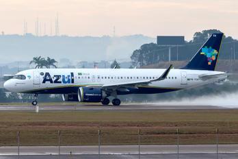 PR-YSA - Azul Linhas Aéreas Airbus A320 NEO
