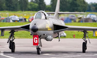 SE-DXM - Swedish Air Force Historic Flight Hawker Hunter F.58 aircraft