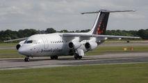 OO-DJW - Brussels Airlines British Aerospace BAe 146-200/Avro RJ85 aircraft