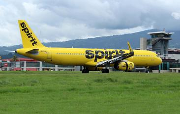 N685NK - Spirit Airlines Airbus A321
