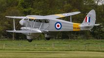 G-AIYR - Spectrum Leisure de Havilland DH. 89 Dragon Rapide aircraft