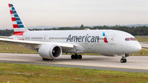 N800AN - American Airlines Boeing 787-8 Dreamliner aircraft