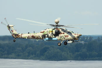 1707 - Russian Helicopters Mil Mi-28