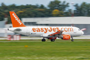G-EZAG - easyJet Airbus A319 aircraft