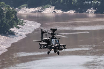 - - UK - Army Air Corps Boeing AH-64 Apache