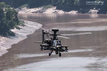 - - UK - Army Air Corps Boeing AH-64 Apache