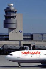 HB-IQE - Swissair Airbus A330-200