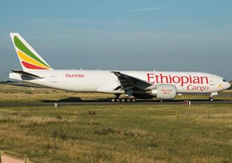 ET-AVT - Ethiopian Cargo Boeing 777F