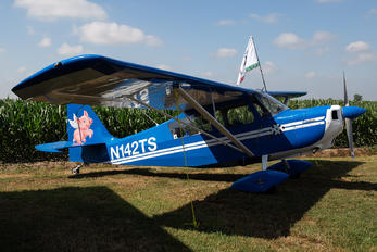 N142TS - Private Bellanca 7KCAB Citabria