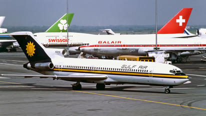 N504AV - Gulf Air Transport Boeing 727-200