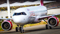 First Airbus A321neo for Iberia Express title=