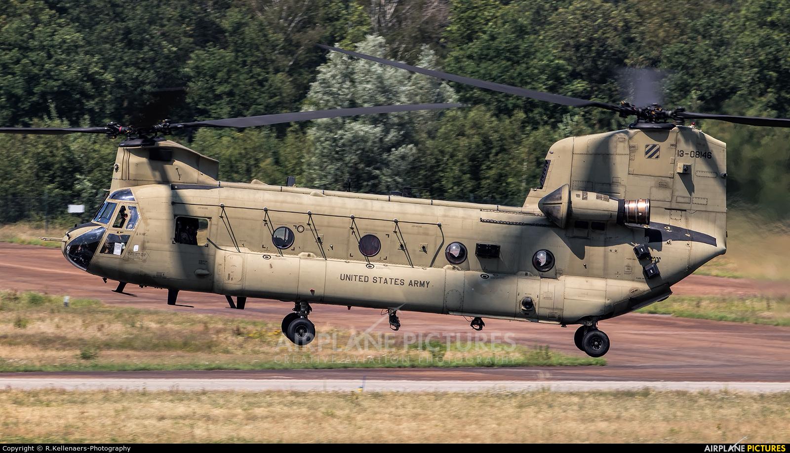 USA - Army 13-08146 aircraft at Eindhoven