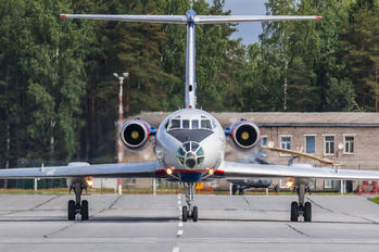 RA-65573 - Russia - Air Force Tupolev Tu-134A