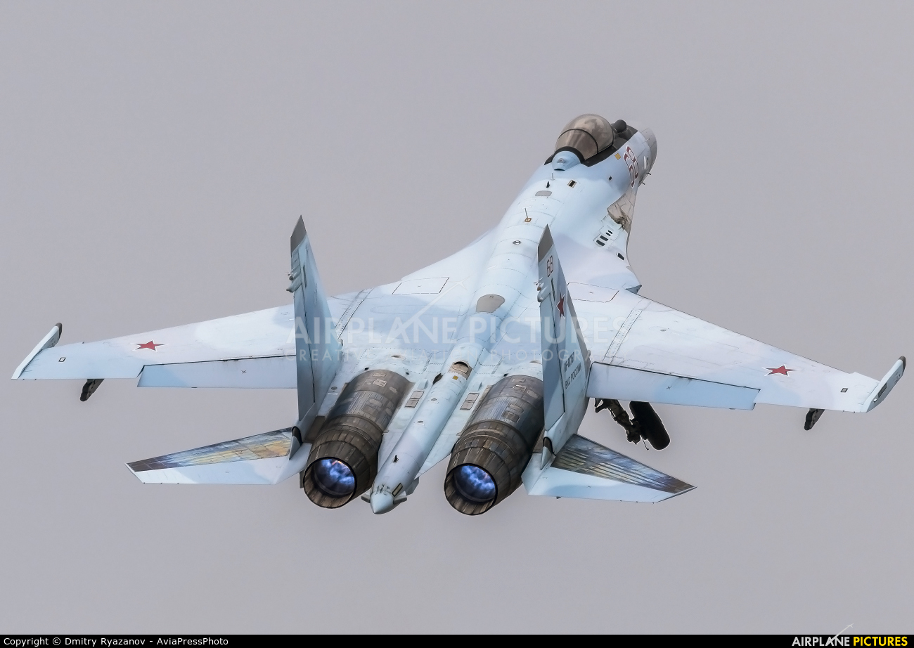 Russia - Air Force RF-81757 aircraft at Undisclosed Location