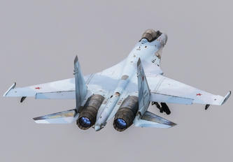 RF-81757 - Russia - Air Force Sukhoi Su-35S