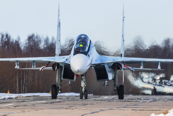 58 - Russia - Air Force Sukhoi Su-30SM
