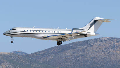 T7-VSR - Private Bombardier BD-700 Global Express