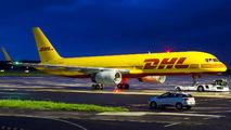 G-DHKO - DHL Cargo Boeing 757-200 aircraft
