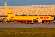 G-DHKD - DHL Cargo Boeing 757-200F aircraft
