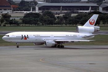 JA8545 - JAL - Japan Airlines McDonnell Douglas DC-10