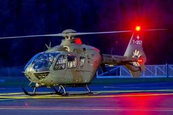 T-357 - Switzerland - Air Force Eurocopter EC635