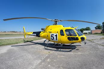 EC-MQR - Bombers - Generalitat de Catalunya Eurocopter AS350B3