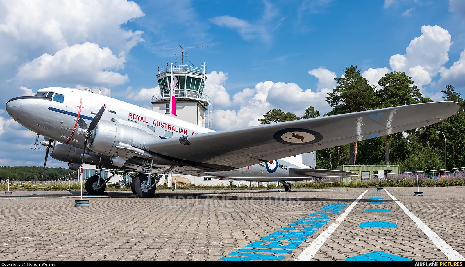 Australia - Air Force A65-69 aircraft at Berlin - Gatow