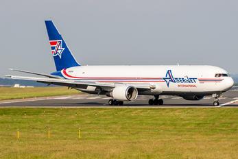 N396CM - Amerijet International Boeing 767-300ER