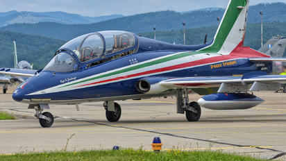 "MM55059 - Italy - Air Force ""Frecce Tricolori"" Aermacchi MB-339-A/PAN"