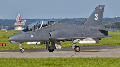 HW-348 - Finland - Air Force British Aerospace Hawk 51