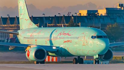 D-ASXO - SunExpress Germany Boeing 737-800