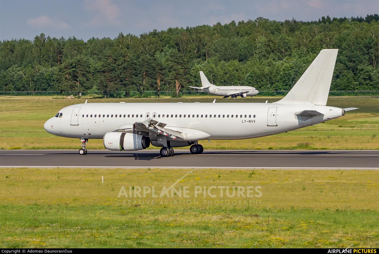 Avion Express LY-NVV aircraft at Vilnius Intl