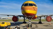 G-BMRA - DHL Cargo Boeing 757-200F aircraft