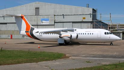G-JOTS - Jota Aviation British Aerospace BAe 146-300/Avro RJ100