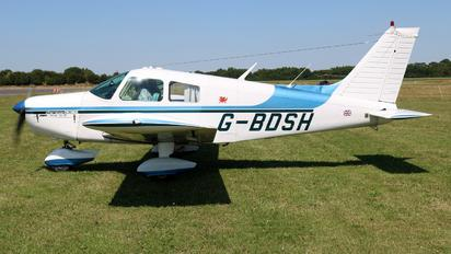 G-BDSH - Private Piper PA-28R-200 Cherokee Arrow