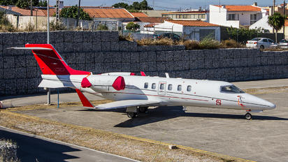 N77CJ - Private Bombardier Learjet 40