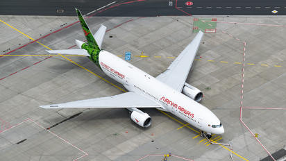 PZ-TCU - Surinam Airways Boeing 777-200ER