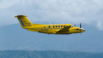 TG-COC - COCESNA Beechcraft 200 King Air