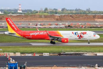 VN-A657 - VietJet Air Airbus A321